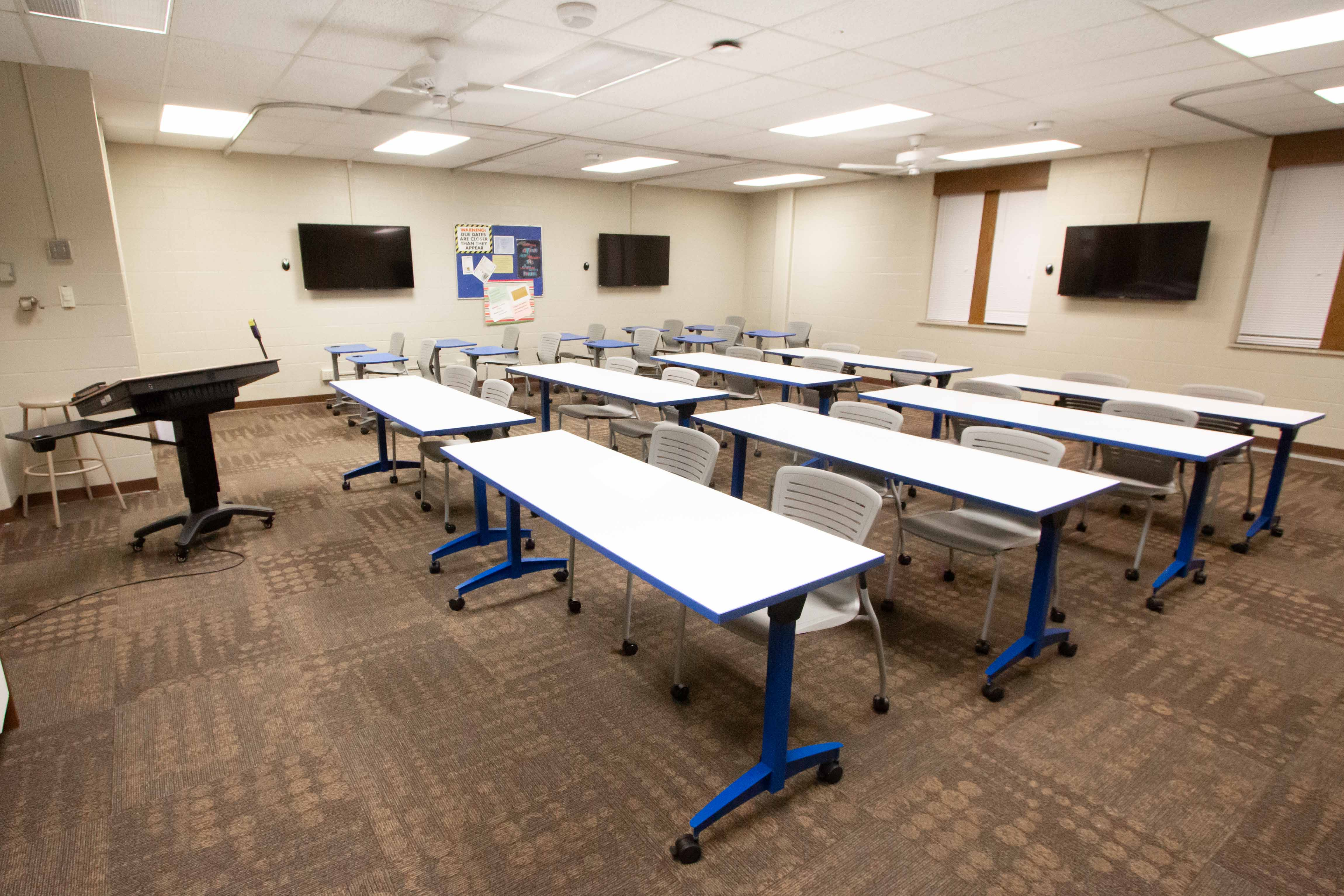 Nex-Tech Active Learning Classroom