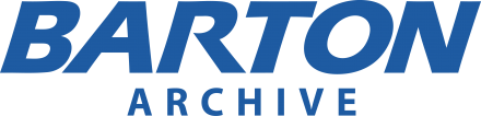 Barton Archive Wordmark