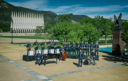 Air Force Falconaires Jazz Ensemble
